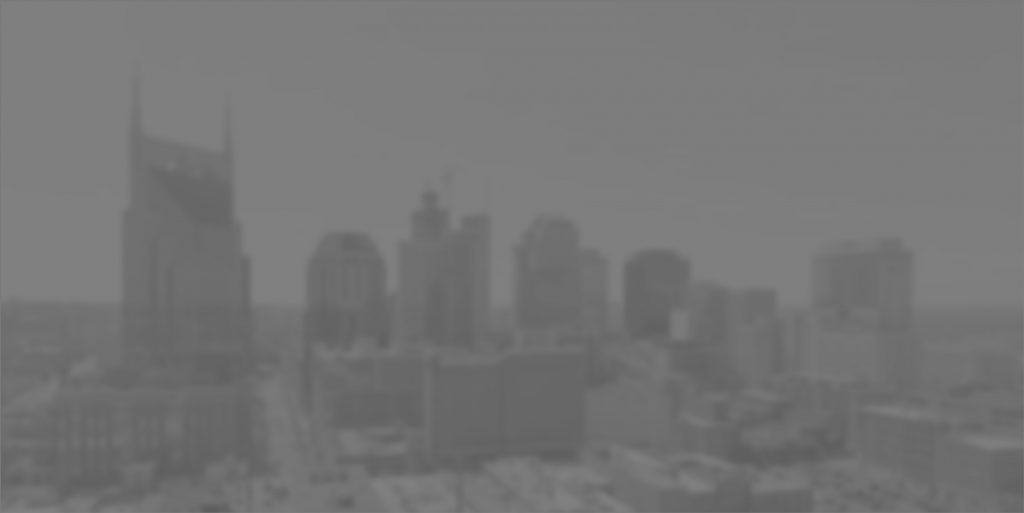 Nashville, TN city skyline