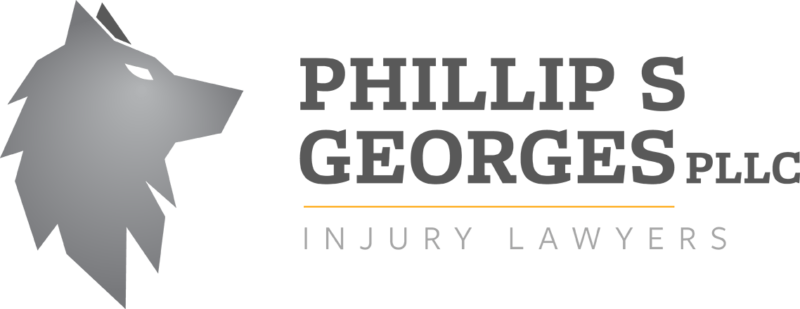 Logo for Phillip S. Georges, PLLC Injury Attorneys