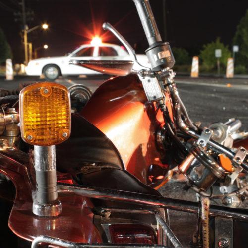 motorcycle wreck in Nashville, TN